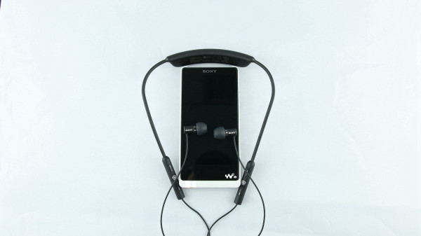 Commuter products Sony SBH-80 demo